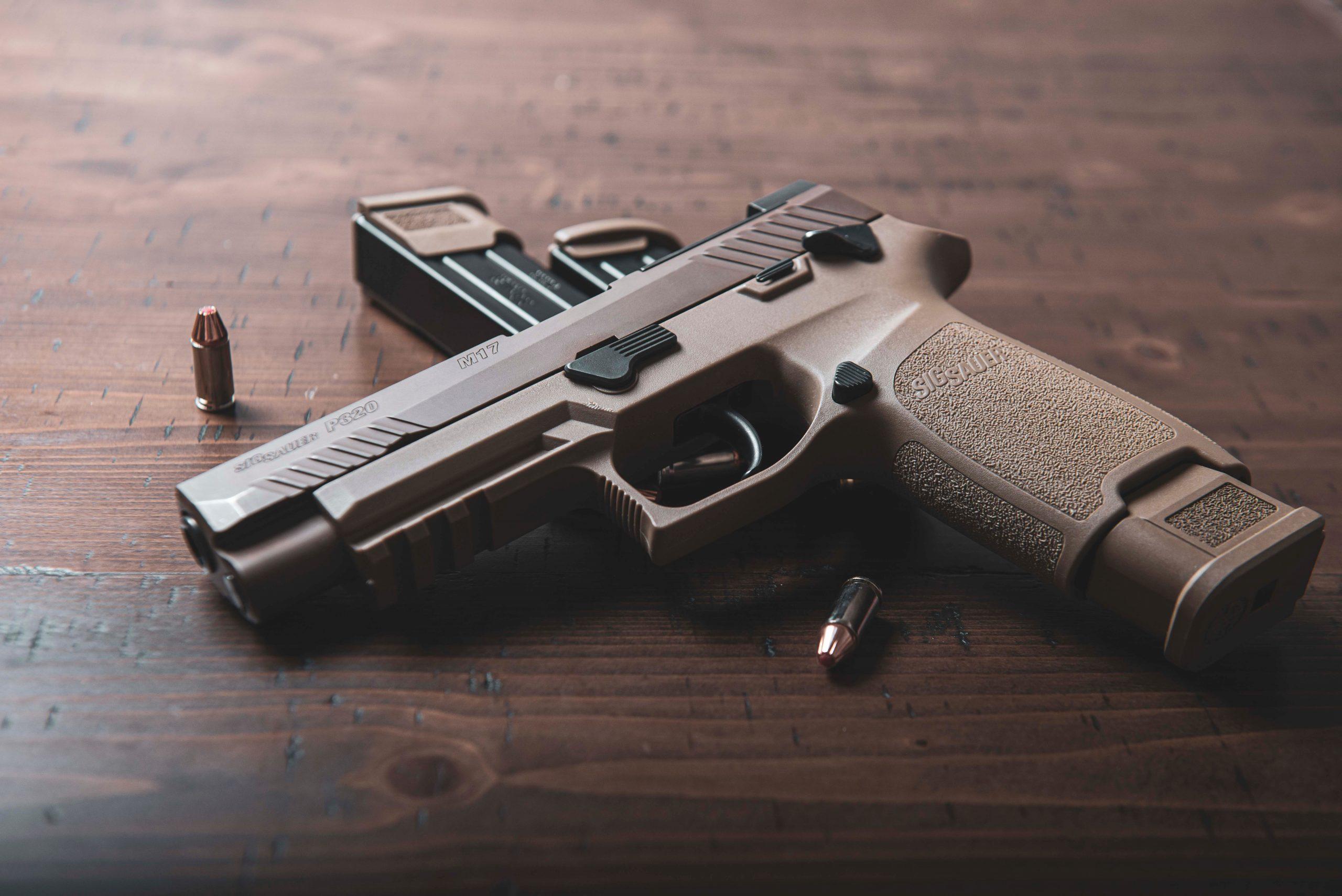pistol criminal defence durban